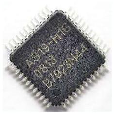 AS19-H1G AS19-H1 AS19-H AS19 ECMOS QFP-48