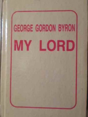my lord george gordon byron 387415 okazii ro