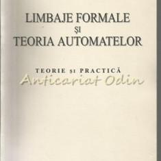 Limbaje Formale Si Teoria Automatelor - Toader Jucan, Stefan Andrei - Carte Informatica