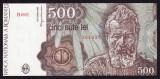 ROMANIA, 500 LEI IANUARIE 1991, UNC_serie B.0002_281837