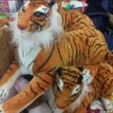 Tigru plus 75 cm - Jucarii plus