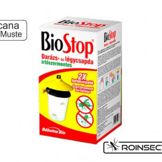 Capcana de viespi si muste BioStop - Aparat antidaunatori