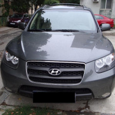 Hyundai Santa Fe 2.2 crdi 4x4, An Fabricatie: 2008, Motorina/Diesel, 100000 km, 2188 cmc