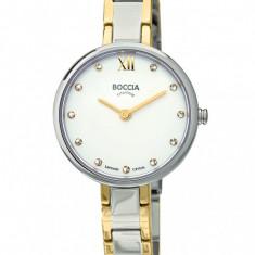 Ceas Boccia dama cod 3251-01 - pret 659 lei (NOU, original, marca germana) - Ceas dama Boccia, Fashion, Quartz, Titan, Analog