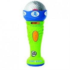 Microfonul Leapfrog - Resigilat - Instrumente muzicale copii