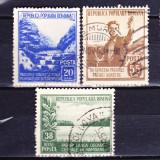 Timbre ROMANIA 1953/*348 = LUNA PADURII, Stampilat