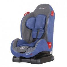 Scaun Auto Santino Cu Isofix Blue Coletto - Scaun auto copii Coletto, 1-2-3 (9-36 kg), In sensul directiei de mers