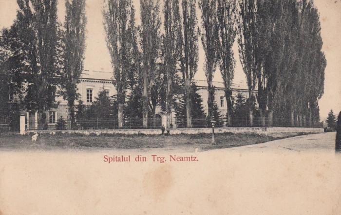 TARGU NEAMT SPITALUL DIN TRG. NEAMTZ  CLASICA  EDITURA ARON SEGALL TRG. NEAMTZ