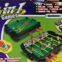 Masa jocuri camera 8in1 : biliard, bowling, golf etc - Air Hockey