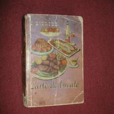CARTE DE BUCATE - E. CIORTAN - Carte Retete culinare internationale