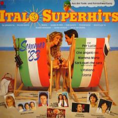 Italo Super Hits Vinil - Muzica Dance ariola