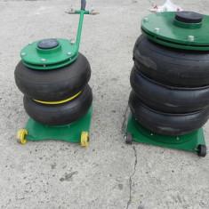 Cric pneumatic perna pneumatica cu doua pliuri 2.5 tone