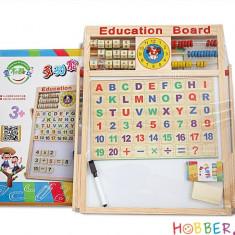 Tabla magnetica educativa pentru copii NOU - Jocuri Forme si culori