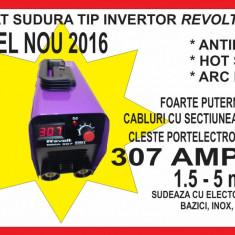 Invertor de sudura REVOLT-307. Tehno. IGBT model 2016