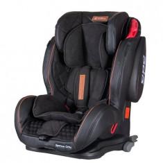 Scaun Auto Sportivo Only Cu Isofix Black Coletto - Scaun auto copii Coletto, 1-2-3 (9-36 kg), In sensul directiei de mers