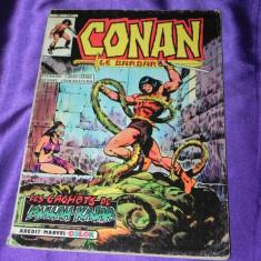 Conan le barbare aredit marvel color benzi desenate franceza (f0268