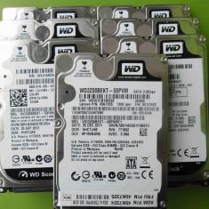 HDD laptop Western Digital 320GB WD Scorpio Black SATA, 500-999 GB, Rotatii: 7200, SATA2, 16 MB