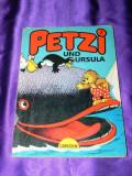 Petzi und Ursula benzi desenate copii germana carlsen 1990 (f0265