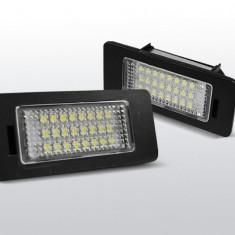 Lumini numar SMD AUDI Q5 / A4 08-10 / A5 / TT / VW PASSAT B6 COMBI LIMO - Led auto, Volkswagen, PASSAT (3C2) - [2005 - 2010]