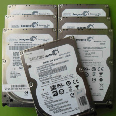HDD laptop 320GB Seagate Thin 3.0Gb/s SATA - SLIM, 500-999 GB, Rotatii: 7200, SATA2, 16 MB