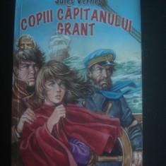 JULES VERNE - COPIII CAPITANULUI GRANT - Carte de povesti