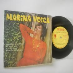 MARINA VOICA: Mi Limone,  Mi Limonero, etc.(1972)(EP vinil/disc mic cu 4 piese!)