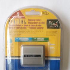 Acumulator camera video Hitachi / 7.4V, 700Ah / (602) - Baterie Camera Video