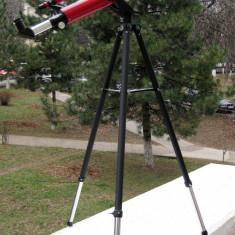 Telescop astronomic Tasco 800x60 Mod 49TR 1985 in cutia originala