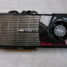 MSI GTX 570 1280 ddr5 / 320 bits Gaming DX11 Hdmi Box - Placa video PC Msi, PCI Express, 1.5 GB, nVidia