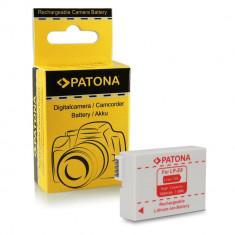 Acumulator pt Canon LP-E8, EOS 550D, EOS 600D, 950mAh / 7.4V / 7Wh, marca Patona, - Baterie Aparat foto