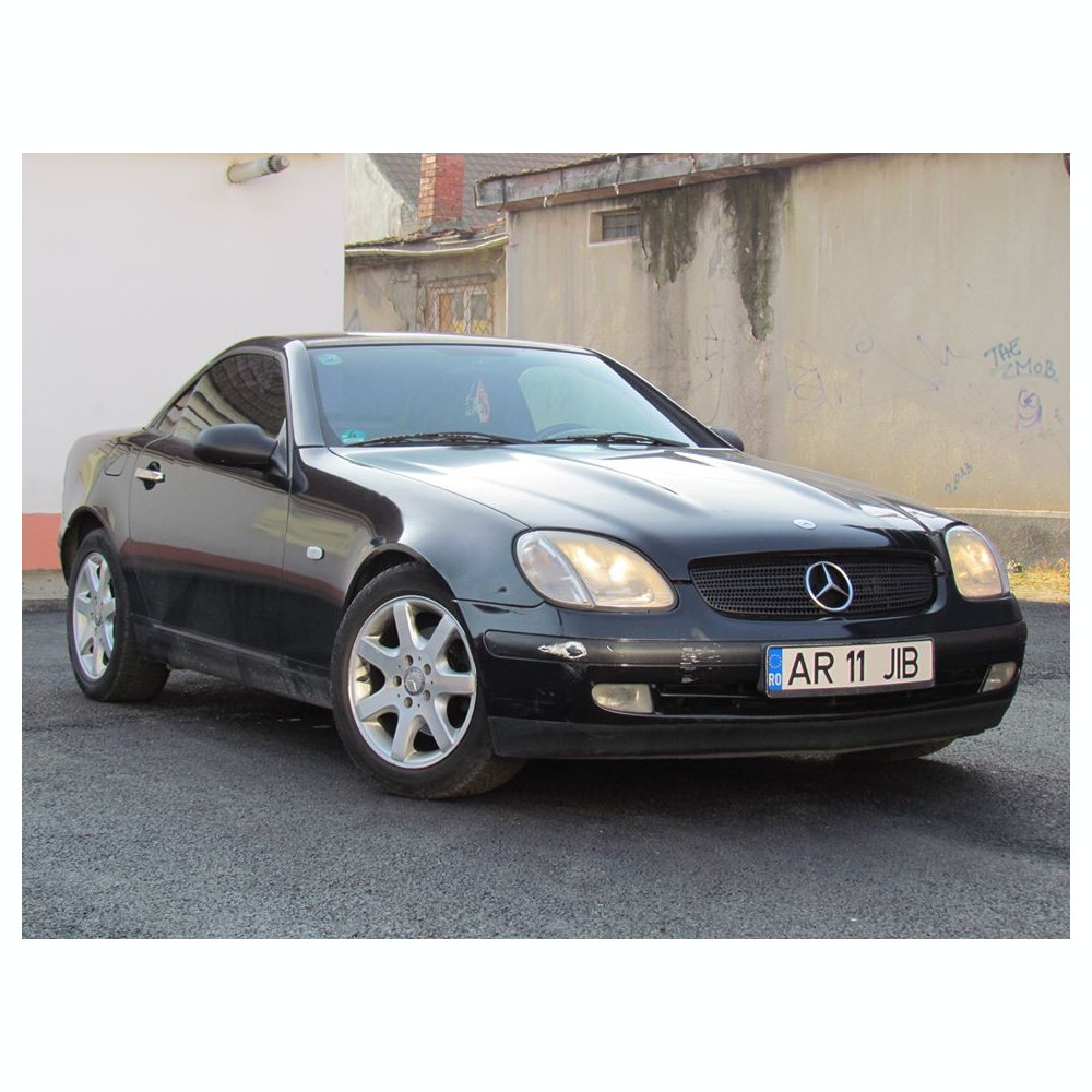 mercedes slk 200 cabrio 2 0 benzina an 1999 stoc epuizat okazii. Black Bedroom Furniture Sets. Home Design Ideas