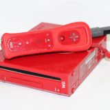 Nintendo Wii RED Motion Plus Modat