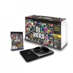 Dj Hero Complete Bundle Ps2 - Jocuri PS2 Activision