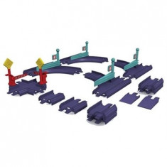 Set De Sine Chuggington Die-Cast - Intersectii Si Macazuri - Trenulet Learning Curve