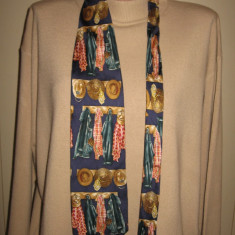 Cravata Marco Giordani matase naturala, Culoare: Multicolor, Caracter