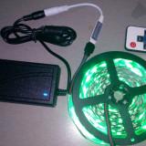 Kit Banda led RGB 5050 waterproof, 300 led, 5 m