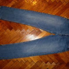 Blugi LEVIS 501-Marimea W30xL34 (talie-77cm, lungime-112cm) - Blugi barbati Levi's, Culoare: Din imagine, Prespalat, Drepti, Normal