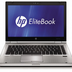 Laptop HP EliteBook 8460p, Intel Core i5-2540M 2.6 GHz, 4GB DDR3. 500Gb SATA, DVD-RW