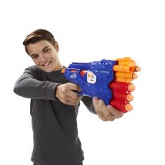 Pistol Nerf Dualstrike Hasbro - Pistol de jucarie