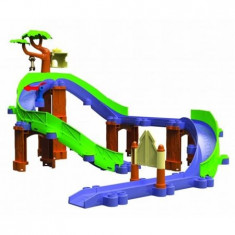 Set Chuggington Die-Cast Stack Track - Koko In Safari - Trenulet Tomy