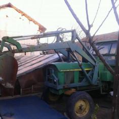 Tractor Jhon Deere 92 CP - Utilitare auto PilotOn
