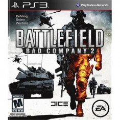 Battlefield Bad Company 2 Ps3 - Jocuri PS3 Electronic Arts