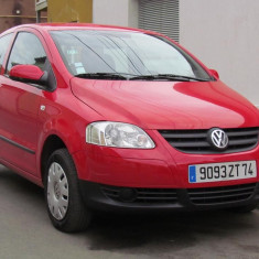 Vw FOX, 1.2 benzina, an 2008, 33000 km, 1198 cmc