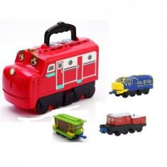 Gentuta Transport Wilson Cu Brewster, Zephi Si Irving - Trenulet Tomy