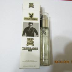 NOU!!!!PARFUM 45 ML TRUSARDI UOMO -SUPER PRET, SUPER CALITATE! - Parfum barbati Trussardi, Apa de toaleta