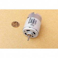 Motor DC (14000 RPM la 6 V) - Motor electric