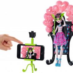 Jucarie fetite set Monster High Draculaura Mattel