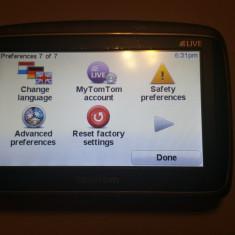 Gps TomTom GO 750 LIVE, 4, 3, Fara harta