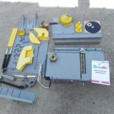 Abric abricht multifunctional portabil 1.5 kW butuc 200mm