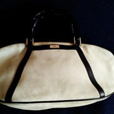 Geanta de Dama Gucci - Geanta Dama Gucci, Culoare: Gri, Marime: Mica